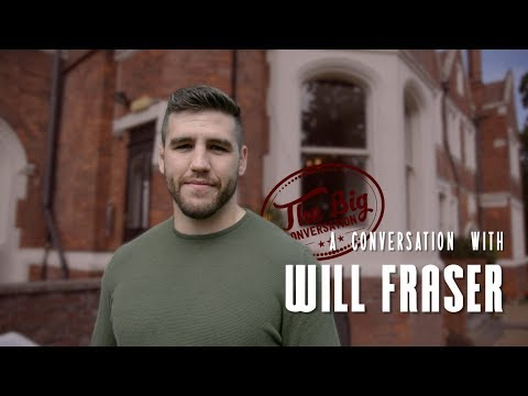 A Conversation with Will Fraser