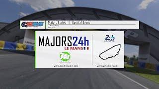 Majors Series  |  Le Mans 24 Hour