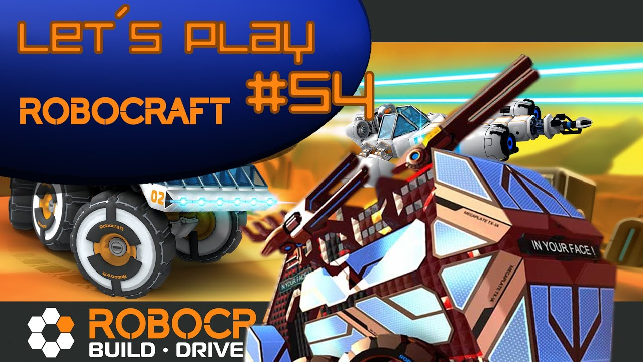 Robocraft Build Drive Fight | Upcomingcarshq.com