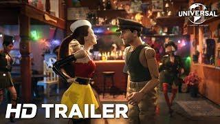 Bienvenidos a Marwen Trailer 2 (Universal Pictures Latinoamérica) HD