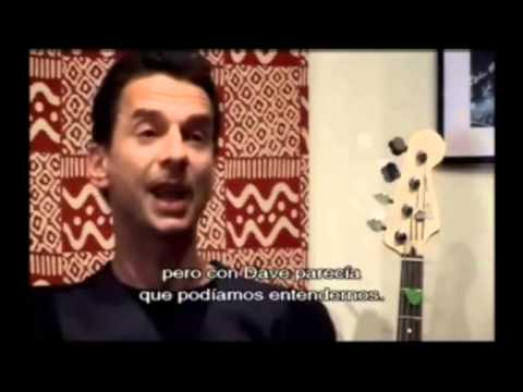 Depeche Mode - Music For The Masses documental 01 - A veces hacen falta chistes nuevos