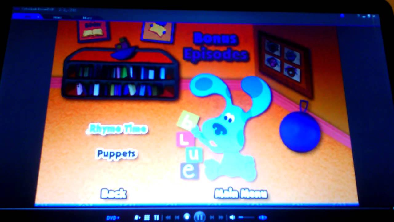 Blues Room Tv Game