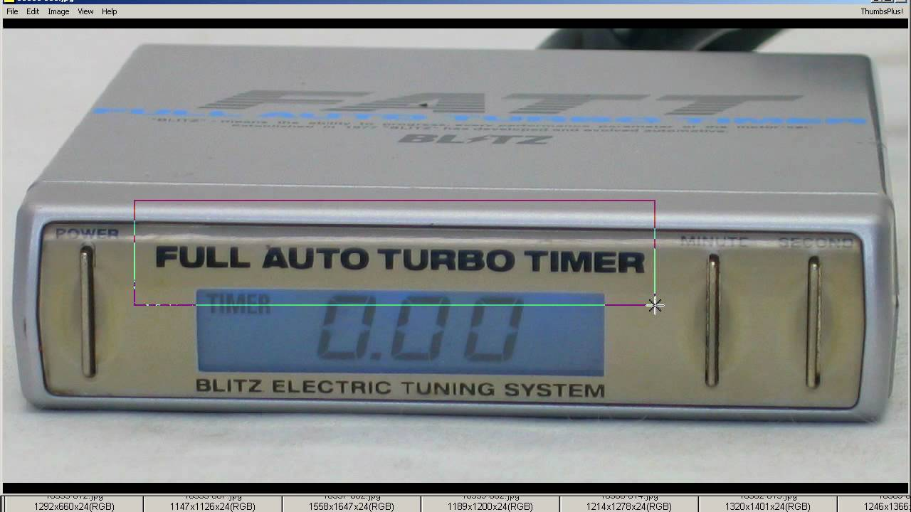 Blitz Fatt Full Auto Turbo Timer Wiring Diagram Greddy Excellent Dual