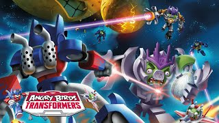 Angry Birds Transformers: Bludgeon - Gameplay