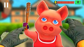 PIGGY Escape Challenge Mod Game (Early Access) By Red 9 Square Games - Walkthrough - Gameplay