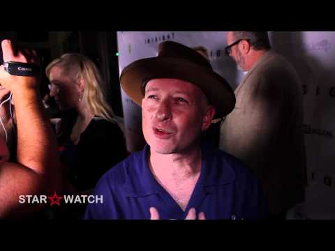 Max Perlich interview at InSight pre-release party