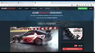 [เเจกฟรี Free] Grid autosport giveaway (3/5/2019)
