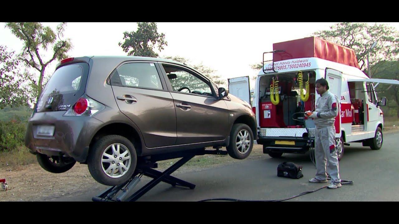 Car Service Lube Mobile