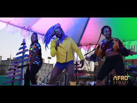 Afro Sensei - Indiefete 2019