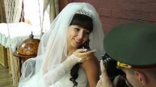 Курсантская свадьба)) 17 мая 2013 )) Новосибирск ))