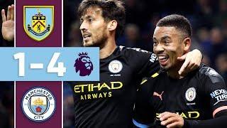 City Dominate At Turf Moor | The Goals | Burnley V Man City 2019/20
