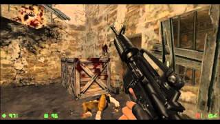 Counter Strike: Condition Zero - Deleted Scenes Playthrough (No Commentary) - Part 1