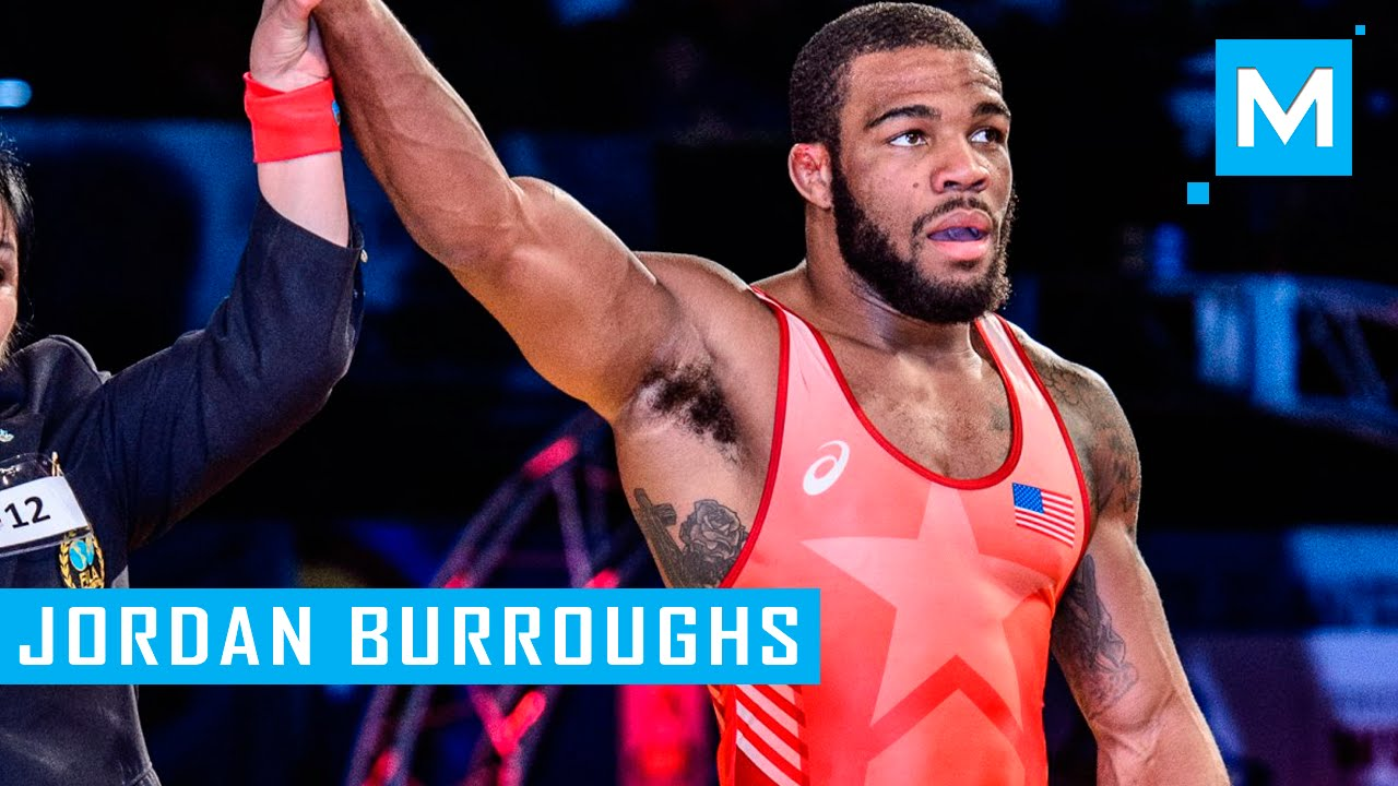 8a8812a811e6 Jordan Burroughs Training for Freestyle Wrestling
