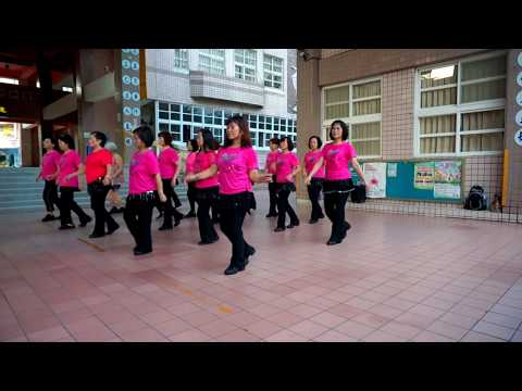 You Can't Stop The Music line dance( by Sally Hung,Taiwan)
