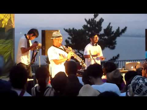 Love theme from Spartacus Live@Enoshima 2011. Aug. 6th (Tribute to Nujabes)