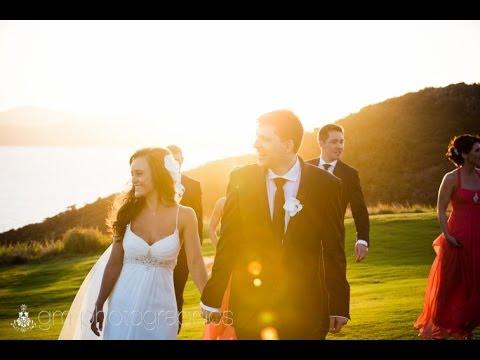 Missy & Andrew - Hamilton Island Wedding