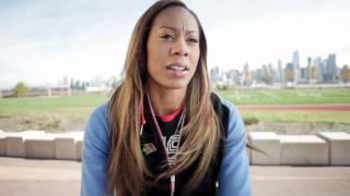 Training Days: Olympic Sprinter Sanya Richards-Ross