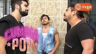 ¡Mauro amenaza a Jonathan para que le haga un trabajo! - Cumbia Pop 09/01/2018