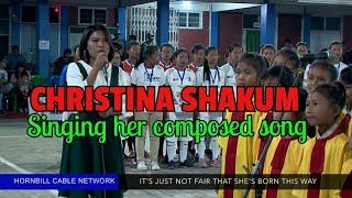 Christina Shakum - BBBP Anthem [Official VDO] | Hornbill Cable Network