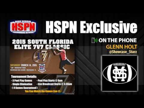 HSPN EXCLUSIVE - [@Showcase_Starz] Head Coach Glenn Holt - Interview
