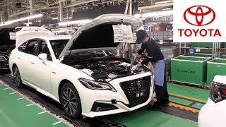 Toyota Motomachi Assembly Plant | 元町工場 組立生産ライン