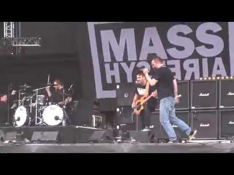 Mass Hysteria  Plus que du Metal@ Download Paris 110616