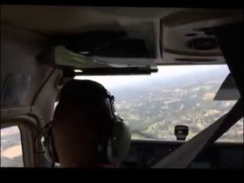 Andrew's Private Flight August 14 2014 in Westminster, MD