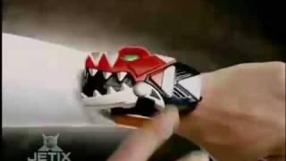 Power Rangers Morphin Sequence 1999-2004