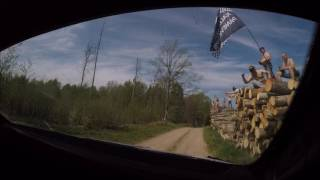 Kalle Rovanperä   Rally Talsi 2017   SS 5   Skoda R5  