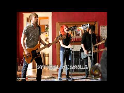 Paramore: That's What You Get [studio vocal track]