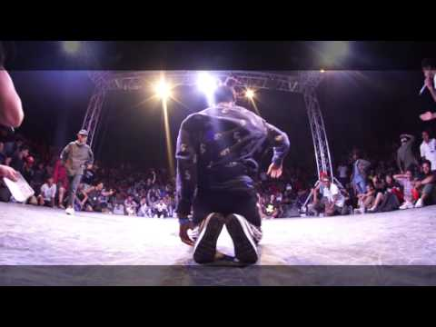 WAEL Vs OUSSEMA I UK BBOY CHAMPIONSHIPS NORTH AFRICA QUALIFIER 2016