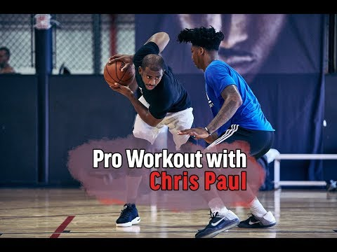 Pro Workout with Chris Paul