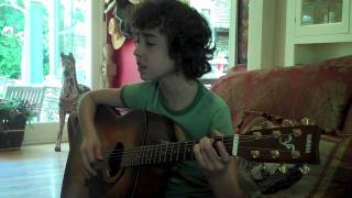 Alex Wolff - 21 Guns (Green Day Cover)