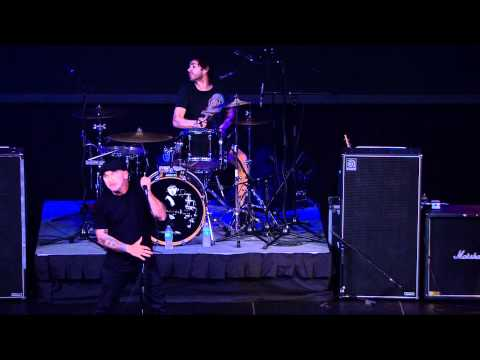 "The Attack - ""Wasted"" Live at Full Sail (Show Production Final Project)"