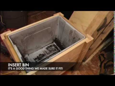 guide pour bricoler un cache pot pour les bacs diy planter covers for containers youtube. Black Bedroom Furniture Sets. Home Design Ideas