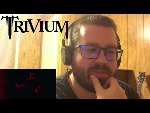 Trivium - The Heart From Your Hate [OFFICIAL VIDEO] Reaction!