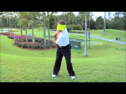 Sean Foley: Centered Pivot  Turn around Central Axis