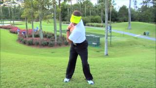 Sean Foley: Centered Pivot / Turn around Central Axis