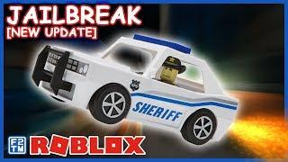 Jailbreak Update with Rocket Fuel & Binoculars in Roblox Jailbreak