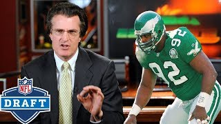 Mel Kiper's 1st Draft, Reggie White a Giant, and More! | NFL Draft Stories