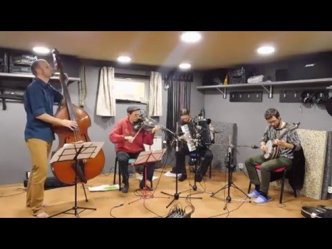 Free Balkan Quintet (without drummer) - Tropanka