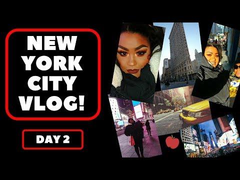 🗽NEW YORK CITY VLOG DAY 2 🗽