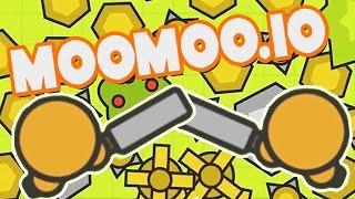 MooMoo.io Gameplay German - Die Sucht hat einen Namen
