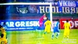 Video Gol Pertandingan Gresik United vs Persib Bandung