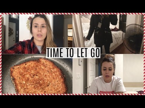 IT'S TIME TO FINALLY LET GO! (vlog)