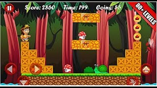 Jungle Castle Run X - Casual Adventure Platform Games - Videos Games for Kids - Girls - Baby Android