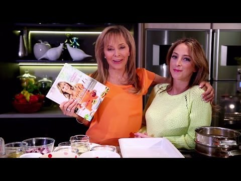 Annabel Karmel Cooks Her Roasted Chicken Breasts With Sweet Peppers From Her New Family Cookbook.