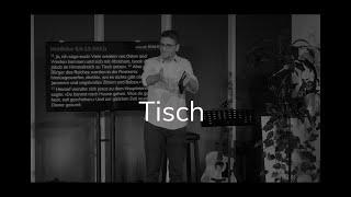 Tisch - Matthäus 8,5-13