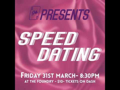 Speed Dating 2017