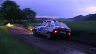 46. Rallye Český Krumlov 2018 | H12 | Petr Farník - Ladislav Zuzánek